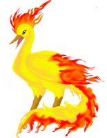 Moltres by Animal-and-anime-lvr