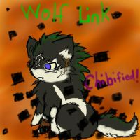 Wolf Link CHIBIFIED by ColorKitty97