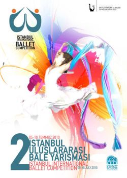 Ballet Competition by lemondesign