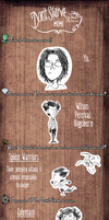 Don't Starve Meme by CalmingSoul