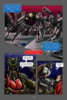 Beast Wars Evolution Page 6 by NSharkeyArt