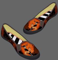 Happy Halloween Keds Shoes by asunder