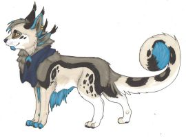.:Design Trade - Cold and Ink:. by WaywardLycan