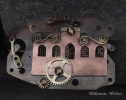 industrial by SteamPig