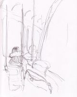 Random fuckers on the bus 186 by Inaimathi