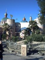 Aventureland disneyland Paris by halconrojo2006