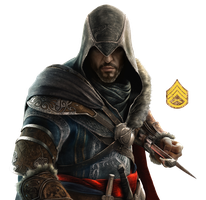 assassins creed - ezio by Kif-labs