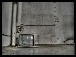 television by zero-