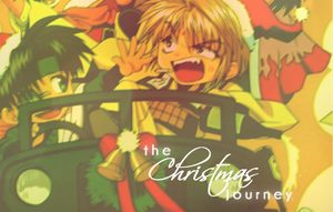 the Christmas jouney by josephine12cute