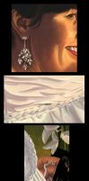The Bride - Details by jeminabox