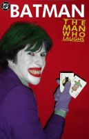 The Man Who Laughs Cover by Delta-Kaoz