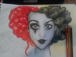 Queen of Hearts by mafer1480