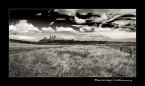 Dunstanburgh Castle 2 by newcastlemale
