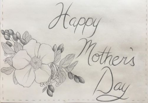 Mother's Day flowers by cantalo-upes