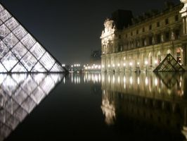 Louvre by kerenys