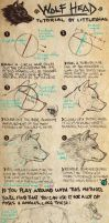 Wolf Head- TUTORIAL by soas95