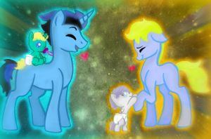 ~The Summonnie Family (4 Months)~ by ConnieTheCasanova