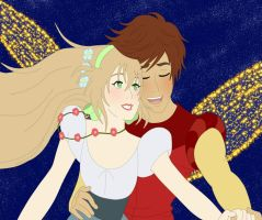 SpaBel Week Day 1: Fantasy~*ThumBELina* by KIMKIM14