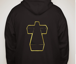 Hoodie based off of Justice: Stress (video) by Wiivolution2