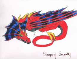 Sleeping Soundly by darkdragonfiend