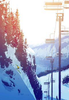 Tahoe by PascalCampion