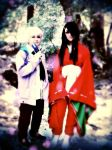 Akise and Tsukbaki edit~ by cosplay-xbox-life