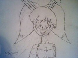 Honey the bunny! by SCOURGESBABE