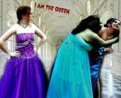 I am the queen by LaurelsARainbow
