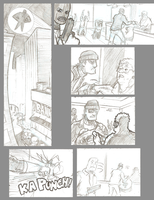 Heroic Man storyboards 1 by mistermuck
