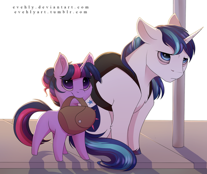 Ready 4 Skool by Evehly