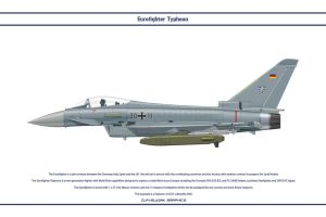 Eurofighter JG73 1 by WS-Clave