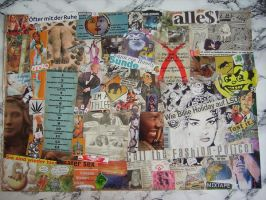 COLLAGE 4 MY FRIEND by FRANTASEE