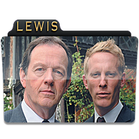 Inspector Lewis by apollojr