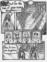 Templars don't have daughters by Theophilia
