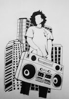 boombox generation by go-bananas