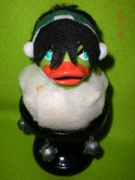 Toph Rubber Duck by Oriana-X-Myst