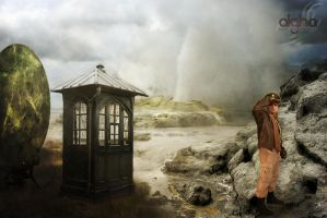 Where's The Doctor by aigha