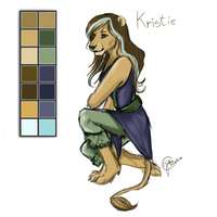 Kristie-Color Palette by IceIsland