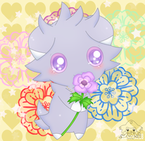Espurr by jirachicute28