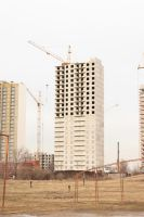 High-Rise Construction 16 by ManicHysteriaStock