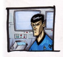 another Spock by LanceSawyer