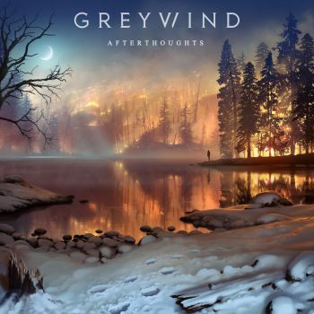 Greywind album cover by arcipello