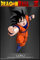 Dragon Ball Z - Goku M7 by DBCProject