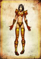 Best plate armor. EVER. by NightVendiviel