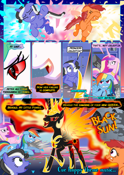 Star Mares 3.3.26: Black Sun by ChrisTheS