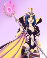 LeBlanc by Musettethecat