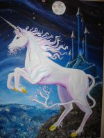 unicorn of the last by krishna76