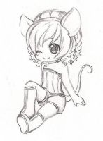 Nanel Chib Sketch by TsukiHina