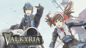 Valkyria Chronicles PSP Wall.3 by B4H