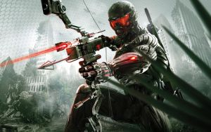 Crysis 3 Ultimate Nanosuit ScreenSaver for Windows by jetmir8992